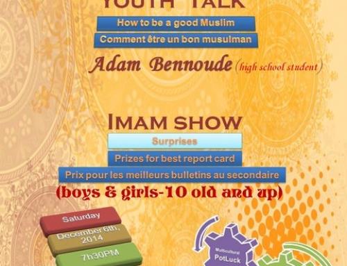 conférence pour les jeunes