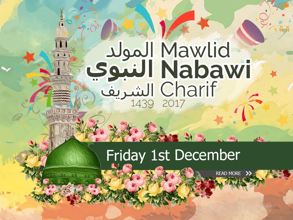 Mawlid Nabawi 1939 – 2017