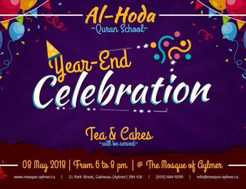 Al-Hoda School 2018 Celebration