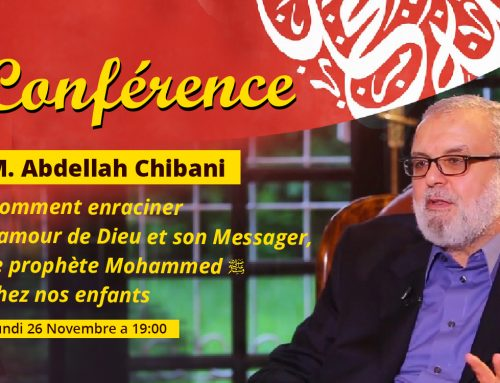 Conférence M.Chibani