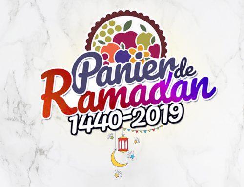 Panier de Ramadan – قفة رمضان