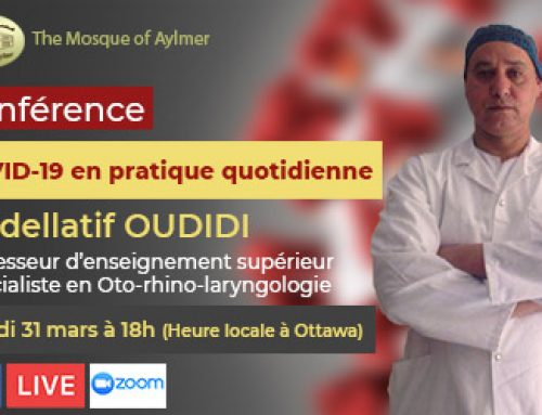 Conference COVID-19 en pratique quotidienne