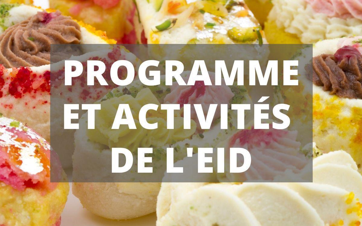 Eid Activity